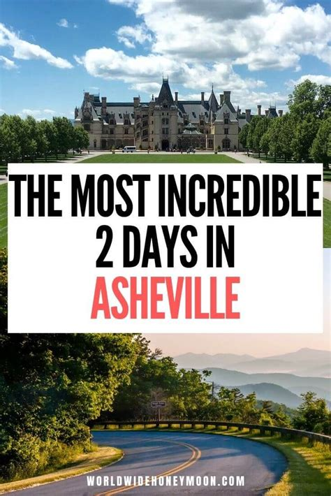 3 Days in Asheville: The Ultimate Weekend in Asheville