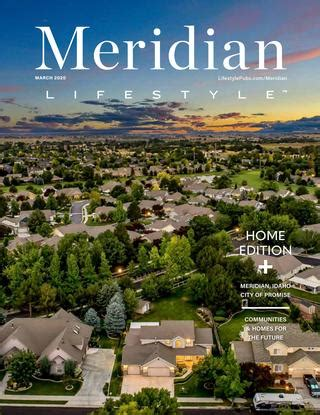 Meridian, ID March 2020 by Lifestyle Publications - Issuu