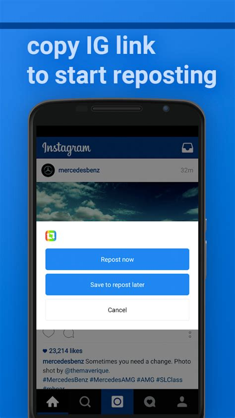 Insta Repost for Instagram - Android Apps on Google Play
