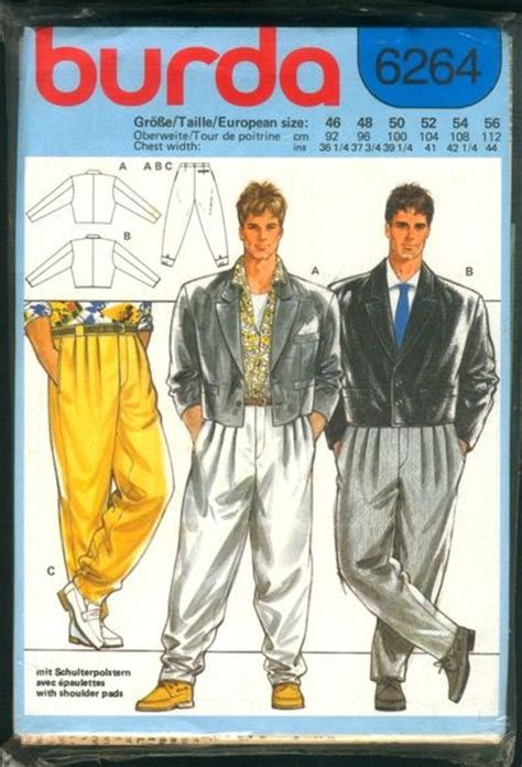 80s Mens Clothes Picts | Fashion Belief