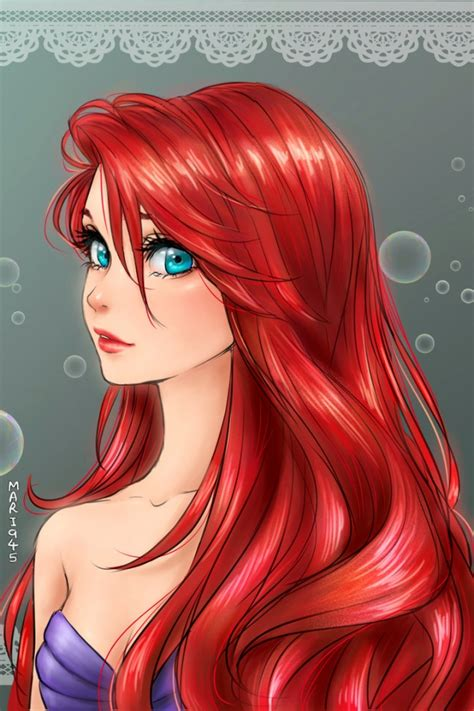 This is what Disney princesses would look like if they