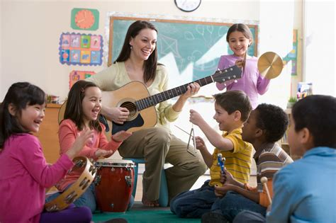 Music and Movement in Early Childhood Education | UCLA
