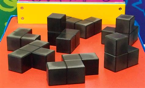 Crazy Cube   Questacon - The National Science and