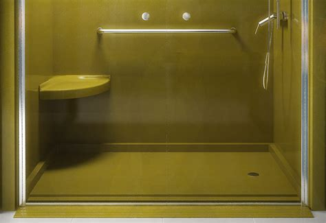 Stand Up Shower Bases and Pans | Custom Options | Mr