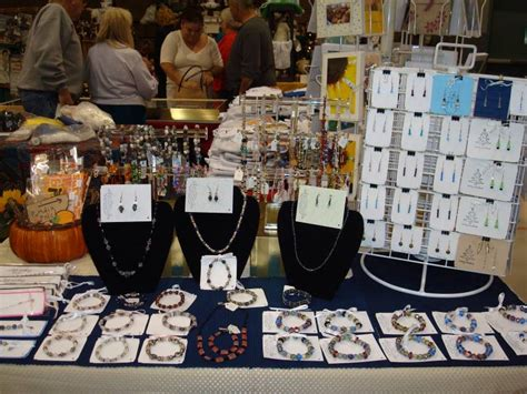 2009 craft show jewelry display by dhb1281 - at