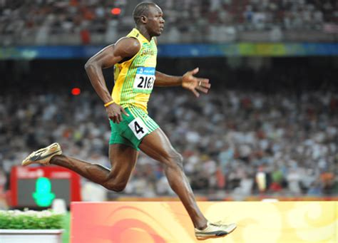 This Day In Sports History (May 31st) -- Usain Bolt