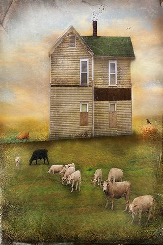32 best images about Art of Old Farm Houses on Pinterest