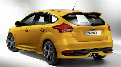 2015 Ford Focus ST revealed   CarAdvice