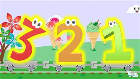 Numbers for Children - train counting numbers and learn to