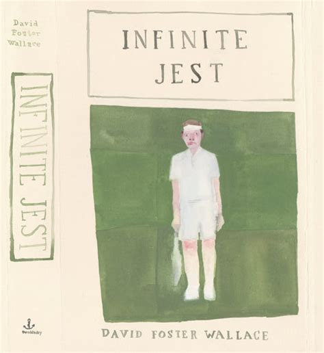 Design a Cover for the 20th Anniversary of Infinite Jest