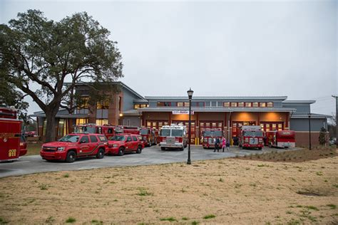 North Charleston opens largest fire station   North
