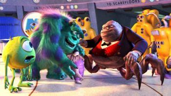 Monsters Inc part 4 think about it