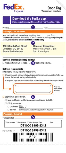 Pickup and Delivery Service Options   FedEx