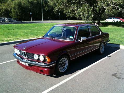 1977 BMW E21 - BMBruce - Shannons Club