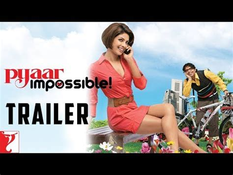Pyaar Impossible - Official Trailer   Uday Chopra