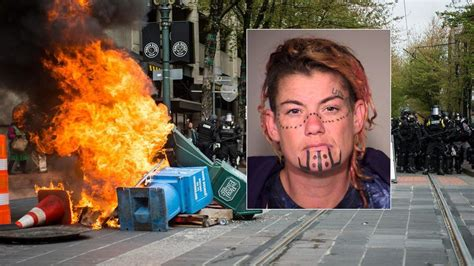 Suspect charged with starting fires during Portland's May