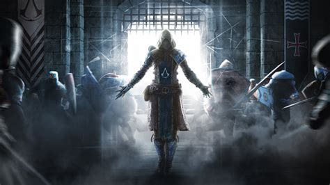 Download 3840x2160 wallpaper warrior, for honor, video